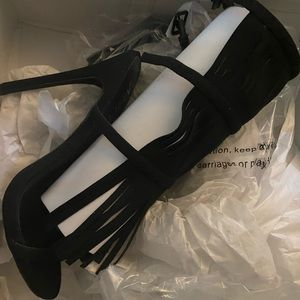 Nastygal shoes *NEVER WORN* Size 7